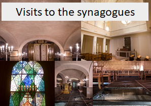 visits to the synagogues1